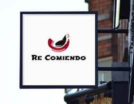 """#15 cho """"RE COMIENDO"""" logo (Grilled chicken and step food) / Logotipo """"RE COMIENDO"""" (Pollos a las brasas y comida al paso) bởi NabilaAnuar"""