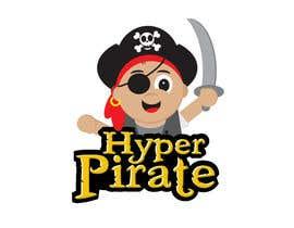 #122 untuk Design a Logo for Hyper Pirate (new business and website) oleh filipzirbo