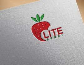 """#38 for """"Lite berry"""" brand design, packgaging design, label design af asroza"""