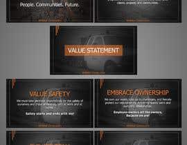 #86 untuk Artwork for Mission, Vision and Value Statements oleh asimmystics2