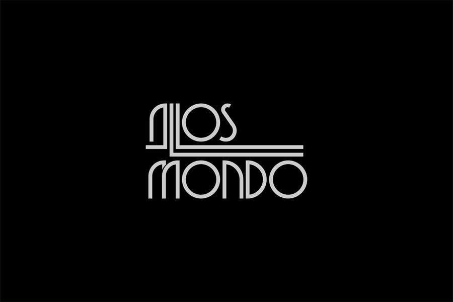 Bài tham dự cuộc thi #301 cho Allosmondo  logo