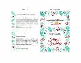 #53 för Redesigning Holiday Postcard av Ghidafian