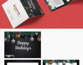 #52 för Redesigning Holiday Postcard av estiacalam