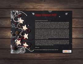 #50 för Redesigning Holiday Postcard av tufaelhossin