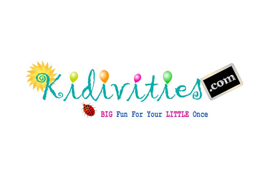 Contest Entry #247 for Logo Design for kidivities.com