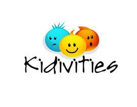 pinky님에 의한 Logo Design for kidivities.com을(를) 위한 #267