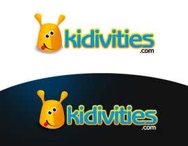 pinky님에 의한 Logo Design for kidivities.com을(를) 위한 #256