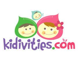 #50 para Logo Design for kidivities.com por egreener