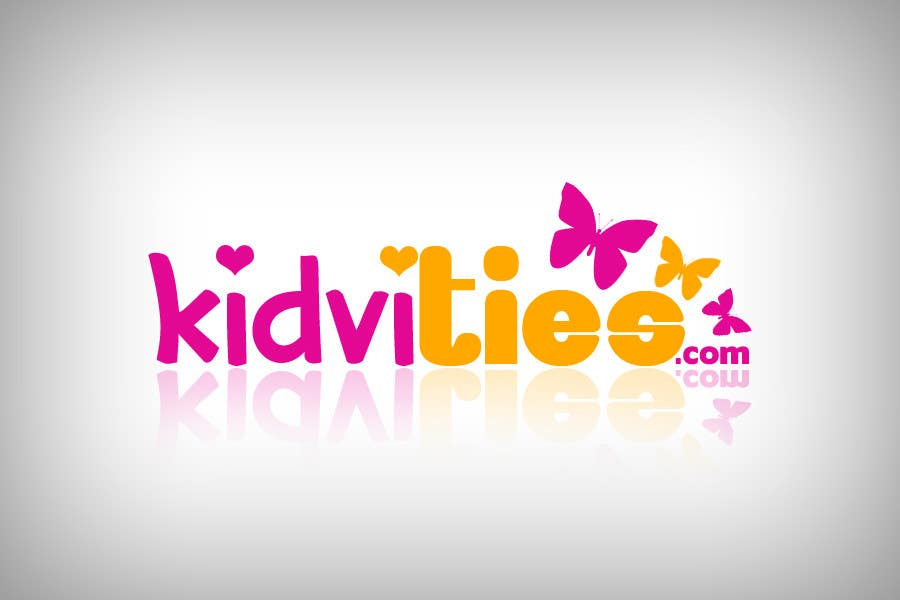 Contest Entry #203 for Logo Design for kidivities.com