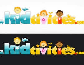 #98 para Logo Design for kidivities.com por lifeillustrated