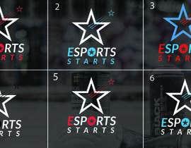 """#131 untuk Design me a Logo for """"eSport Stars"""" oleh iknasim"""