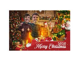 #11 para create a funny Christmas card 2019 por mehdycr