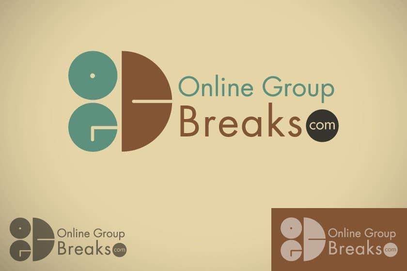 Penyertaan Peraduan #155 untuk Logo Design for OnlineGroupBreaks.com