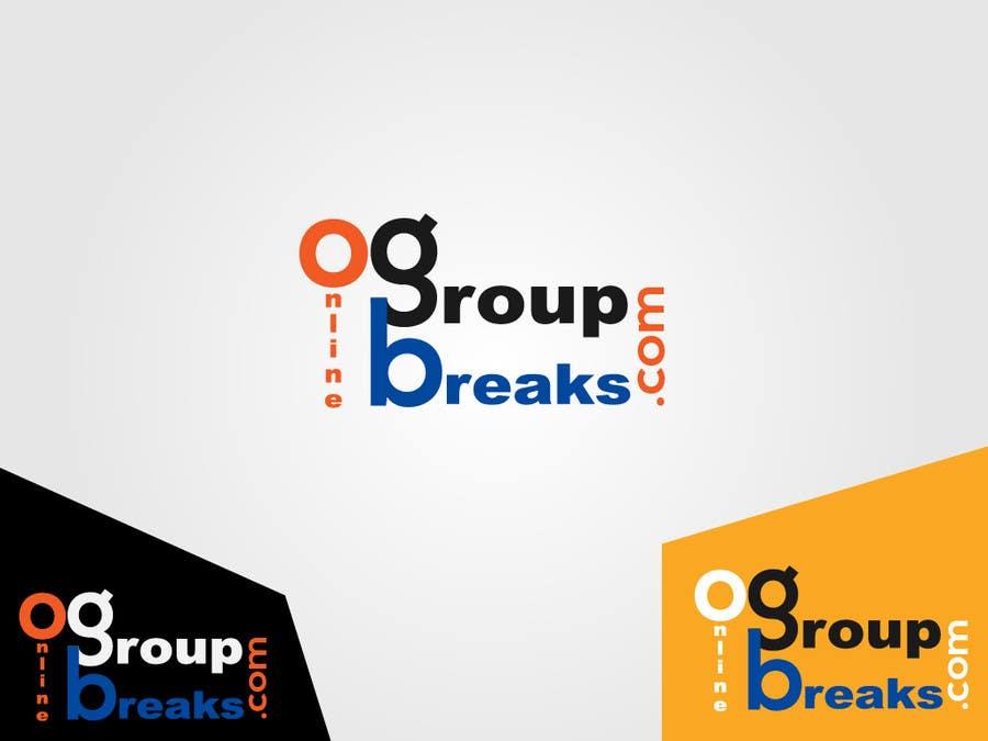 Inscrição nº 175 do Concurso para Logo Design for OnlineGroupBreaks.com