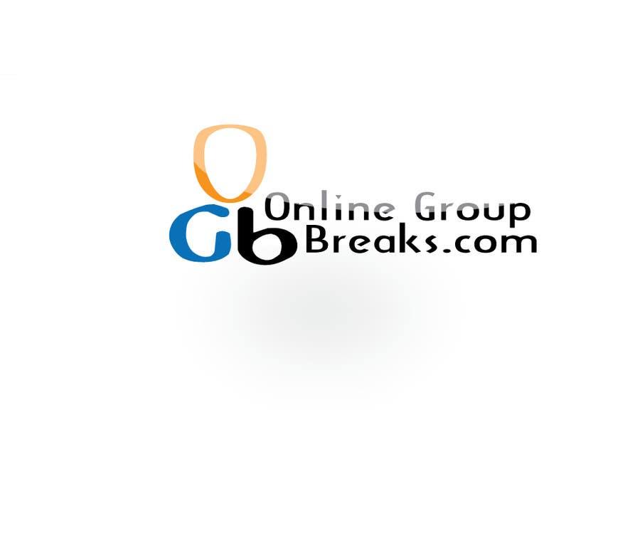 Inscrição nº 163 do Concurso para Logo Design for OnlineGroupBreaks.com
