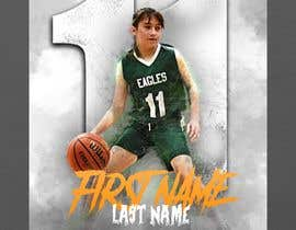 #96 для Design a Basketball Poster от IslamNasr07