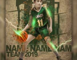 #76 для Design a Basketball Poster от sairalatief