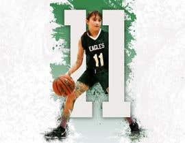 #73 для Design a Basketball Poster от mohamedghida3