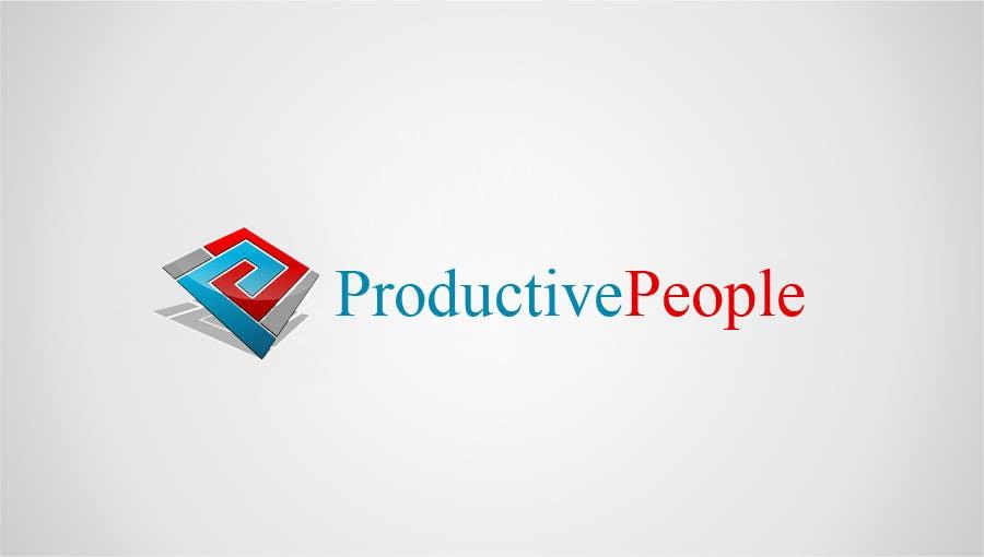 Proposition n°                                        71                                      du concours                                         Logo Design for Productive People