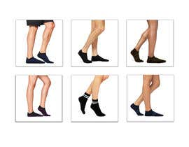 #44 pentru Photo Shop Sock images on to models for ecomerce website de către aks2oyd6s