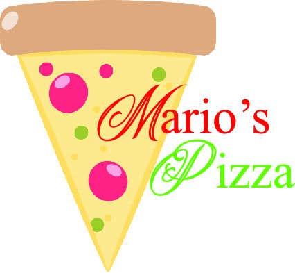 Kilpailutyö #180 kilpailussa pizza restaurant logo