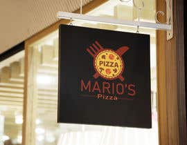 #183 for pizza restaurant logo by ArtistSimon