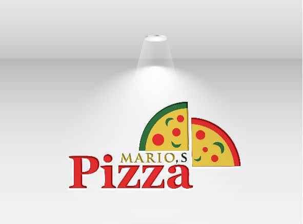 Kilpailutyö #95 kilpailussa pizza restaurant logo