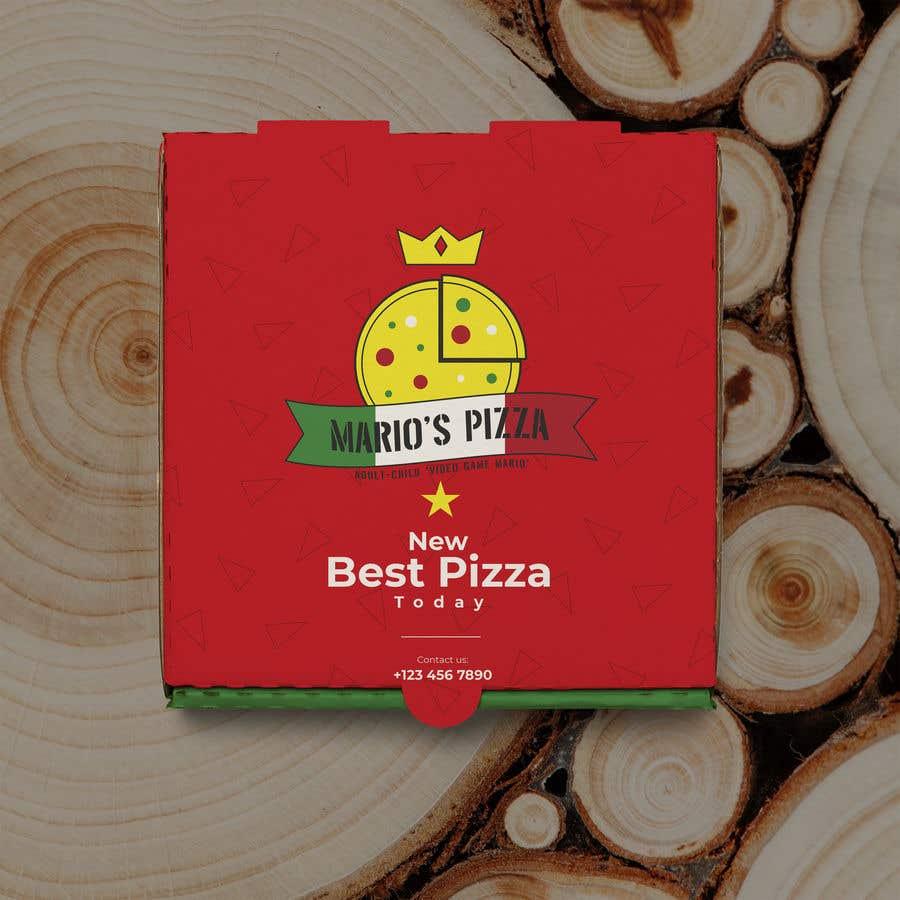 Kilpailutyö #165 kilpailussa pizza restaurant logo