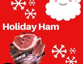 #4 for Please design a label for my holiday ham. by AngiePavlov