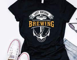 #40 for Brewing Company T-Shirt Design by saviarsarkar