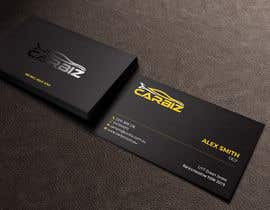#218 for Business Card design - Carbiz ARV af aminur33