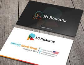 #126 for Business card by sima360