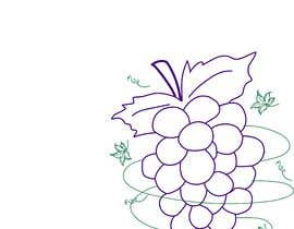 #71 for draw Hanrabong and Grape in vector illutration af Isaravanan