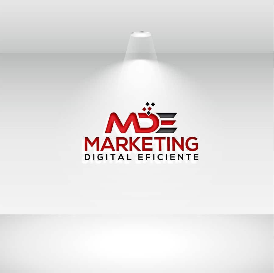 Конкурсная заявка №11 для Diseño de logo agencia de Marketing Digital. Necesito recibir archivo original