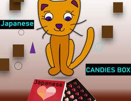 #15 cho Create design for Japanese candies box bởi sojolsheikh475