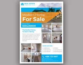 #2 for Real Estate For Sale Flyer af Mitchell29