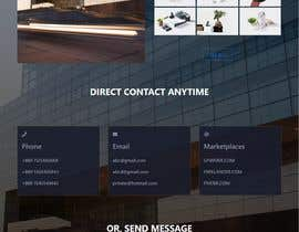 #7 cho Build me a simple interactive website using bootstrap and jquery bởi mjony387