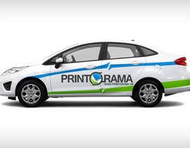 #102 para Graphic Design for Vehicle wrap and Logo por edbryan