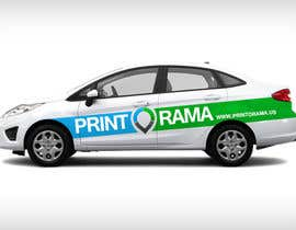 #104 para Graphic Design for Vehicle wrap and Logo por edbryan