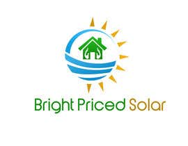 #24 untuk Logo Design for Bright Priced Solar oleh naseefvk00