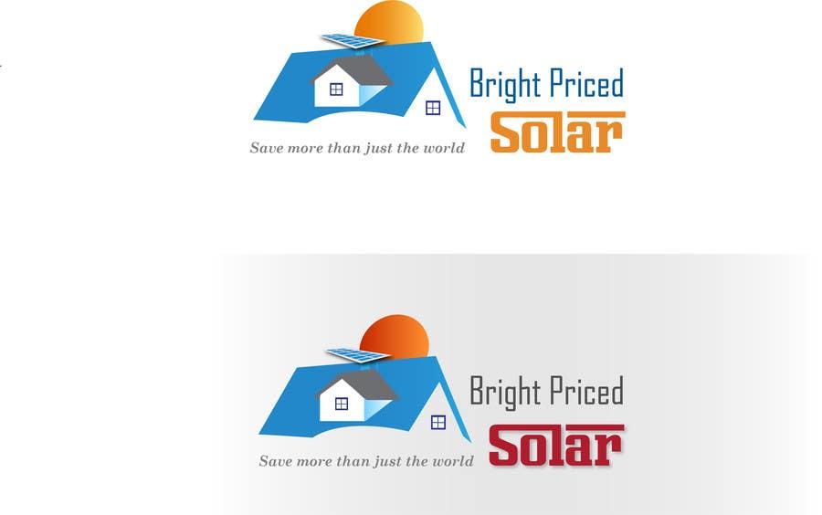 Bài tham dự cuộc thi #                                        33                                      cho                                         Logo Design for Bright Priced Solar