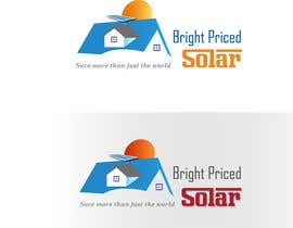 #33 untuk Logo Design for Bright Priced Solar oleh rameshsoft2