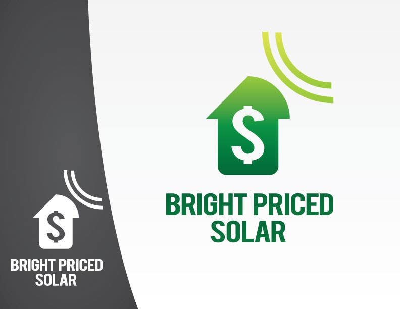 Bài tham dự cuộc thi #                                        25                                      cho                                         Logo Design for Bright Priced Solar