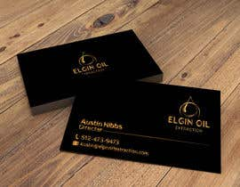 #48 pentru Simple Card Design For Oil Company de către FGshamim