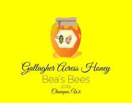 #8 for Design a Honey Jar Label by elamaretic7