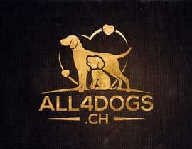 #348 для New Logo for all4dogs.ch от rananyo