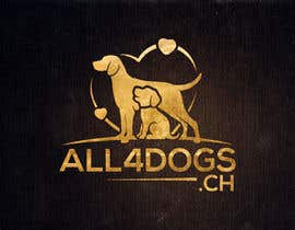 #349 для New Logo for all4dogs.ch от rananyo