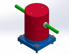 #4 pentru Design a gearbox 2D/3D in SolidWorks-Format (2018 or older) de către balaji875329