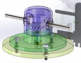 #18 pentru Design a gearbox 2D/3D in SolidWorks-Format (2018 or older) de către OuflahCAD