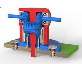 #13 pentru Design a gearbox 2D/3D in SolidWorks-Format (2018 or older) de către celmaicosmin